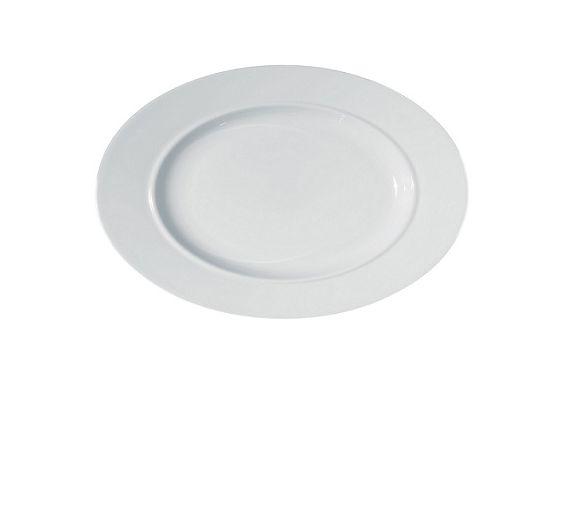 ALESSI La Bella Tavola piatto portata Ovale ES13/22-38