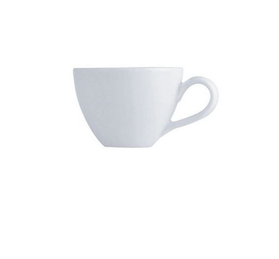 ALESSI Mami coffee cup with plate