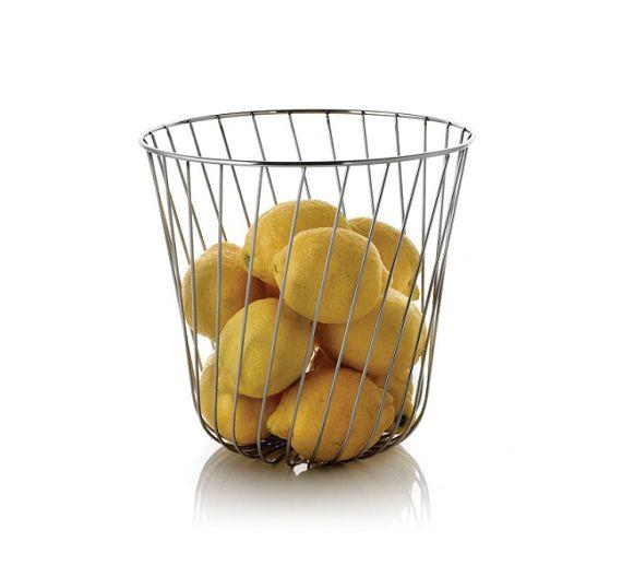 Alessi A Tempo fruit basket APD02