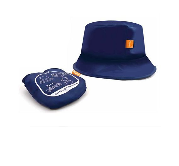Folding rainproof hat Pusher