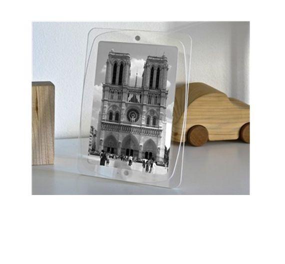 Portafoto plexiglass Ghost di Pusher