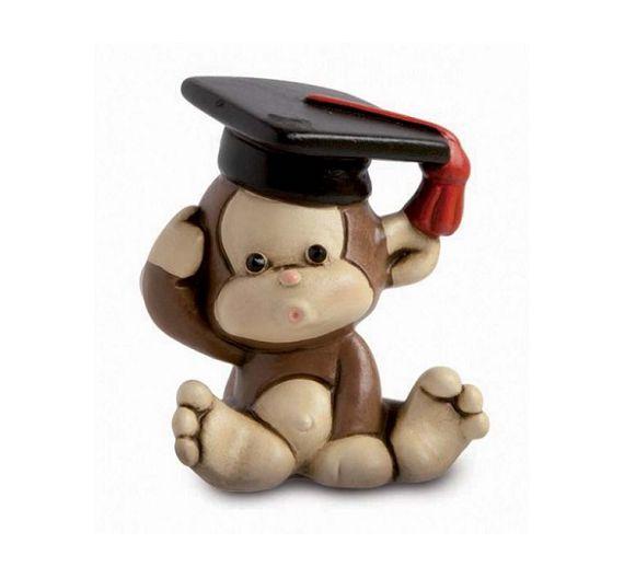 Laurea: Scimmietta con tocco Egan