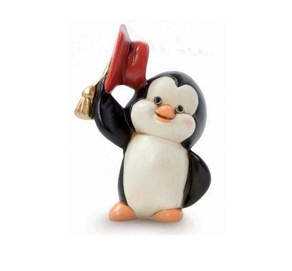 Laurea: Pinguino con Tocco Egan
