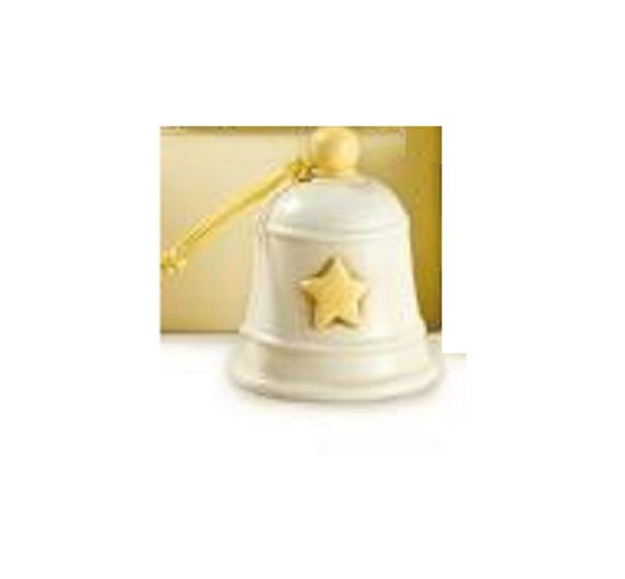 Egan bell with yellow star