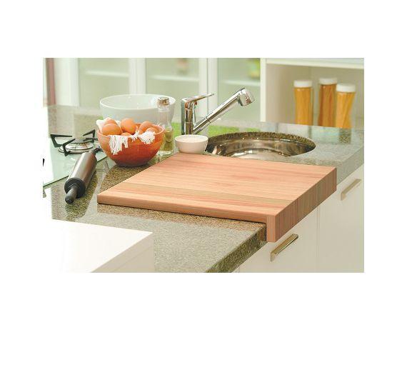Origin piano di lavoro in legno Lyptus