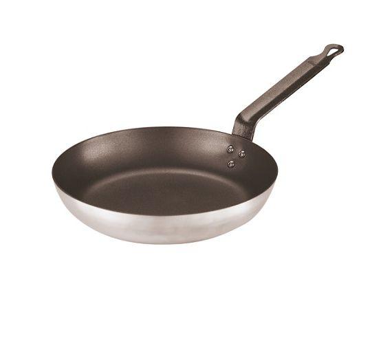 Paderno Non-stick pan 40 cm iron handle