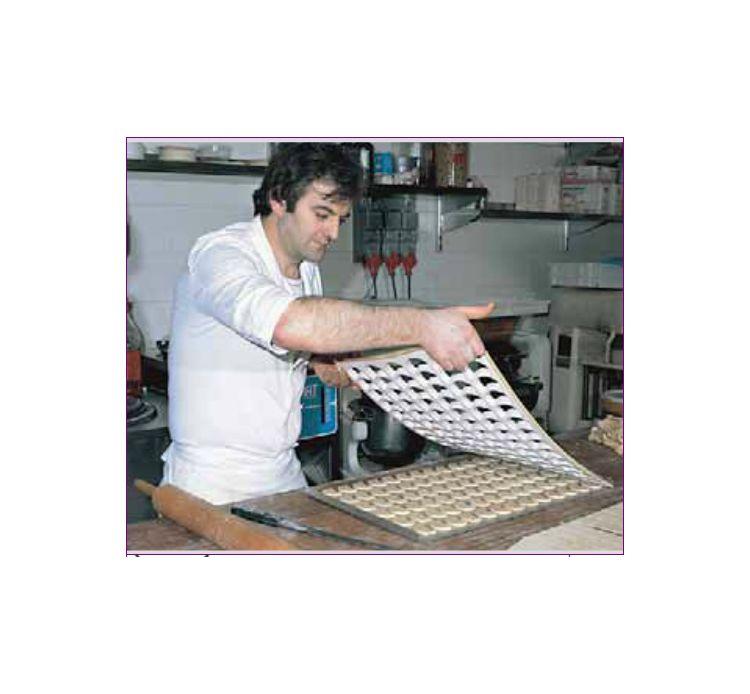 Paderno placca forme natale in plastica per pasta frolla for Articoli per pasticceria