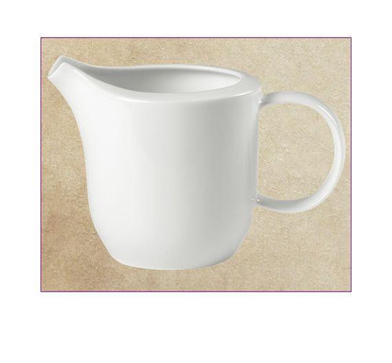 Richard Ginori cremiera lattiera Infinito bianco