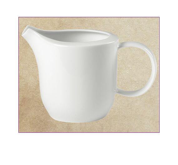 Richard Ginori milk cream maker Infinito white