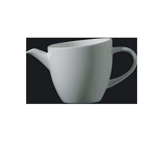 Richard Ginori milk jug Eclissi white