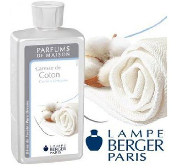 Lampe Berger cotton caress perfume ml 500