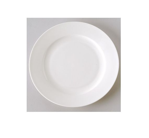 Bitossi fruit plate Federica white
