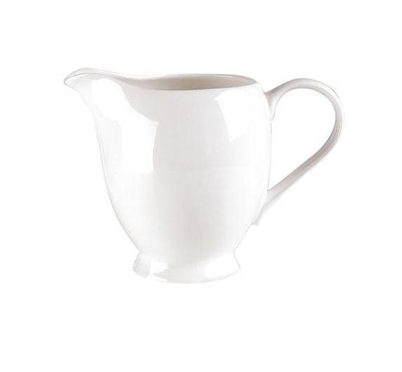 Bitossi creamer milk jug Federica white
