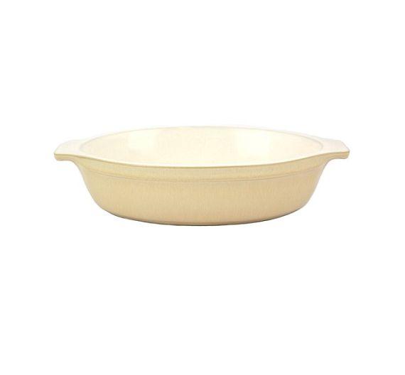 DENBY Caramel oval baking sheet 15330