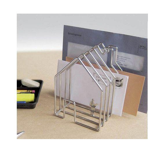 Invotis Wire House magazine rack
