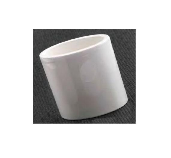 Marmores Slot bicchiere bagno ceramica appoggio