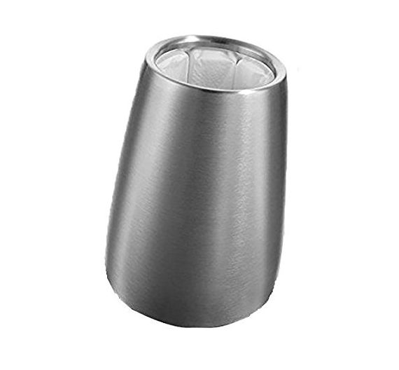 Rinfrescatore acciaio per bottiglie di Vacu Vin
