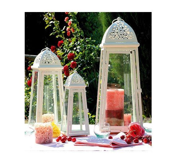 Brandani Shabby Cathedral Lantern