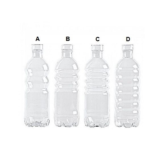 Seletti Estetico Quotidiano La Bottiglia piccola 0,5 lt