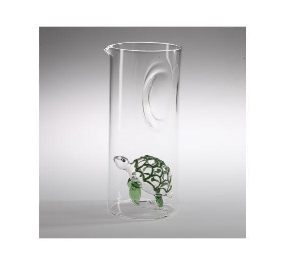 Massimo Lunardon turtle Carafe