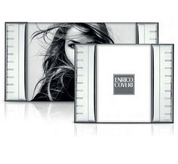 Portafoto argento Lusko di Enrico Coveri