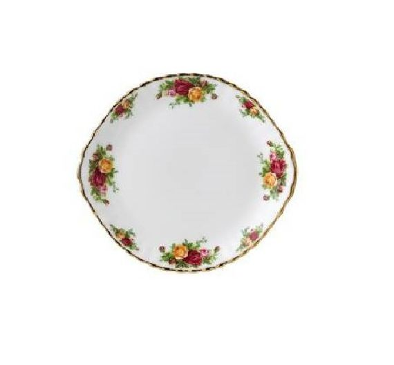 Royal Albert cake plate Old Country Roses