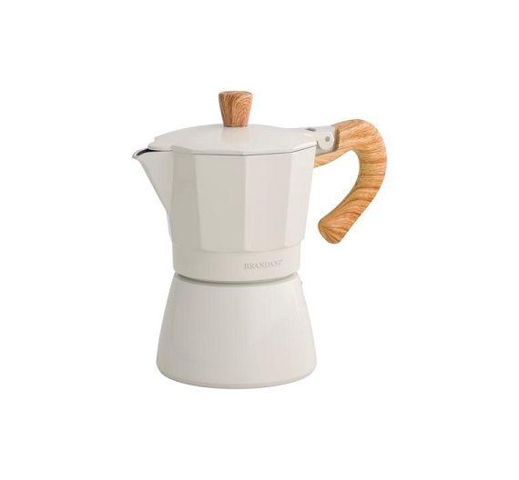 Brandani moka caffettiera induzione 3 tazze
