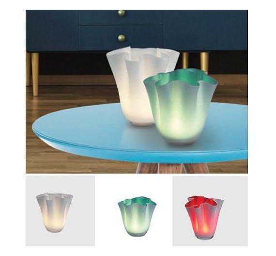Onlylux vaso luce h 26 serie Wave