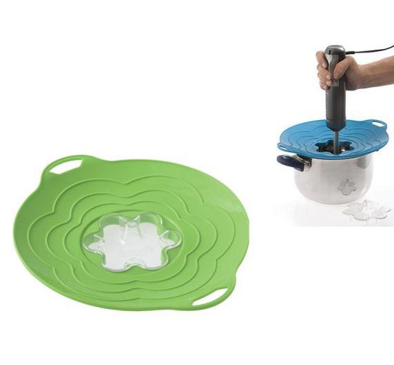 Silikomart Twist coperchio vapore in silicone