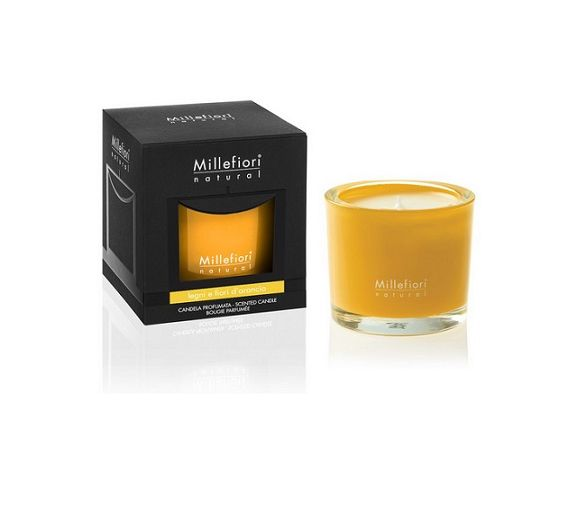 Millefiori Natural Candle 180 gr