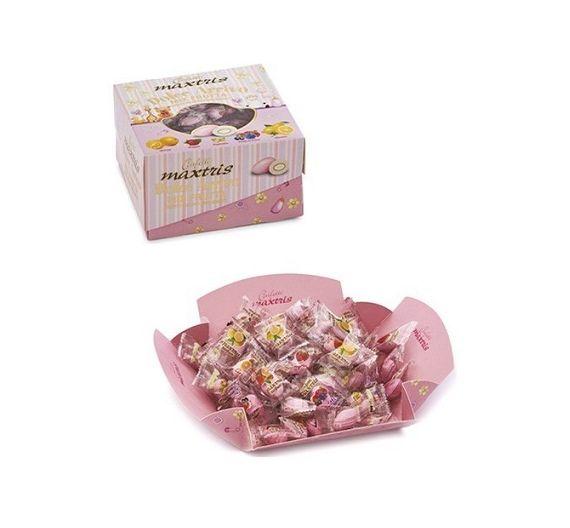 Confetti Maxtris vassoio Dolce evento Mix frutta da 500 g