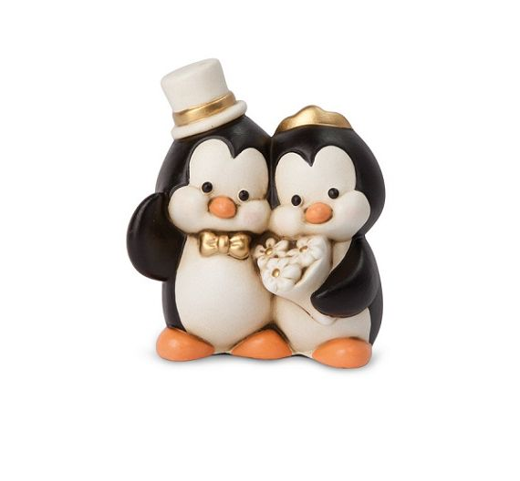 Ping Pong : egan couple married penguins