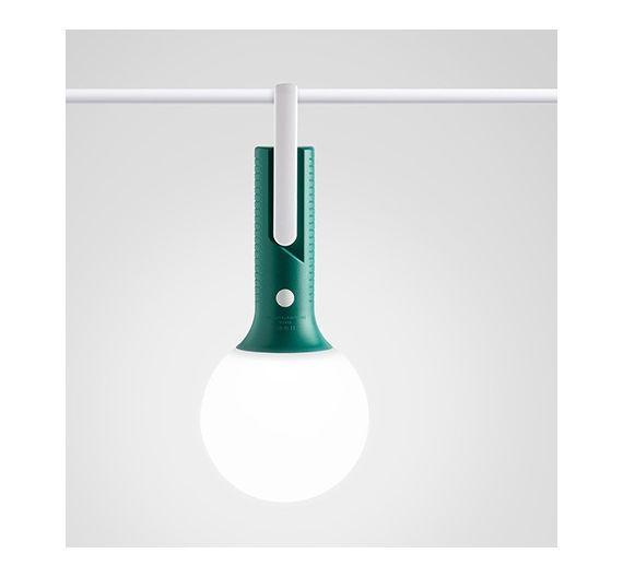Lexon Bolla lampada verde