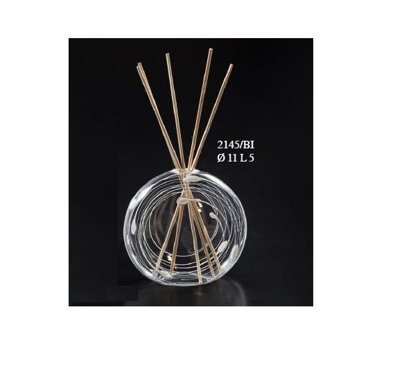 V.G.disk vase perfume favor