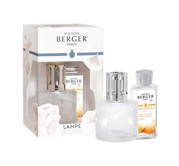 Lampe Berger boxed set aroma energy