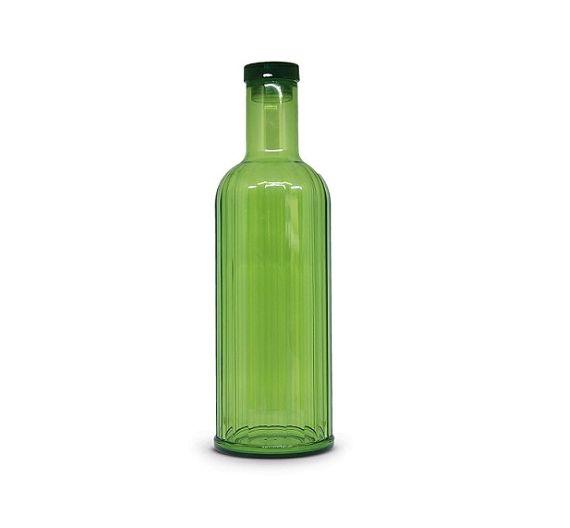 WD bottiglia colorata in acrilico