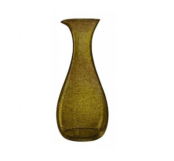 Scherzer Med colored glass jug
