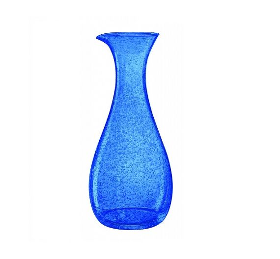 Scherzer Med colored glass jug