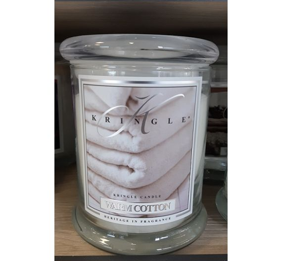 Kringle candela profumata Warm Cotton
