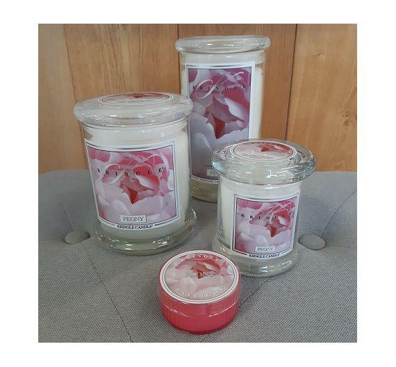 Kringle candela profumata Peonia