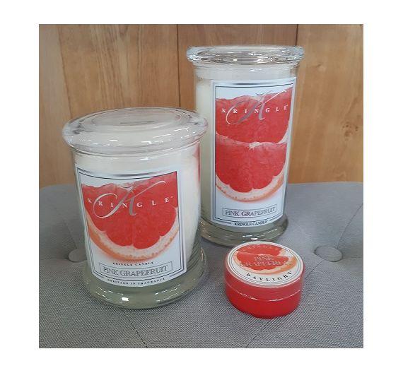 Kringle candela profumata Pompelmo