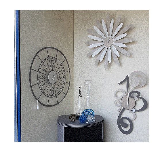 Arti e Mestieri orologio da parete Prospettiva