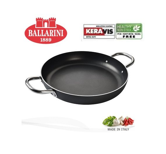 Ballarini Cuocitutto non-stick crepes pan