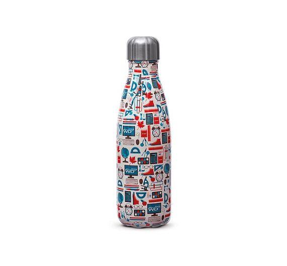 WD bottiglia termica thermos 0,4 l serie School