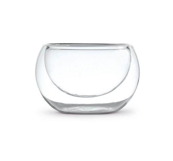 WD coppetta gelato in vetro borosilicato doppia parete