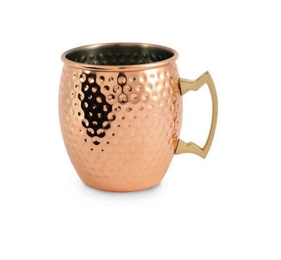 WD Moscow mule mug tazza rame