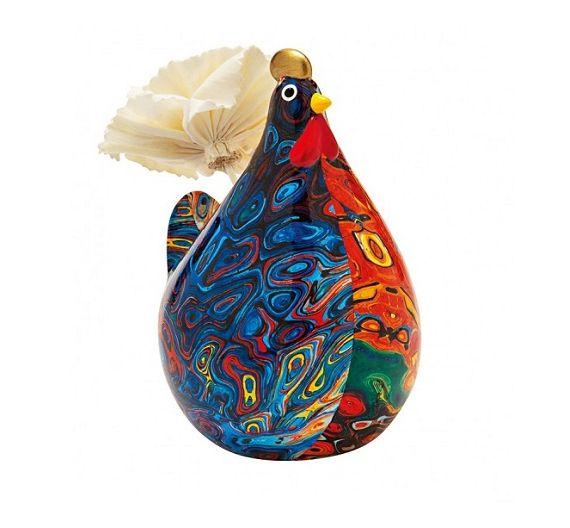 Brandani Tucano diffusore profumo in porcellana