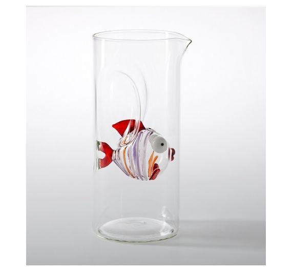 Massimo Lunardon puffer fish carafe