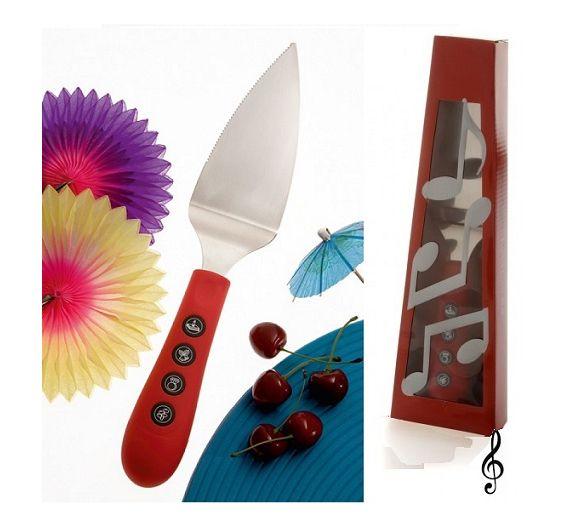 Brandani red musical shovel