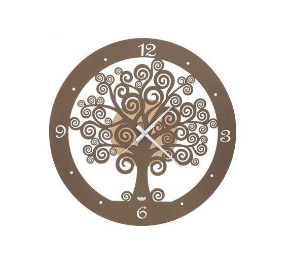 Arti e Mestieri orologio da parete Albero della Vita